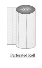 perforated polyethylene foam