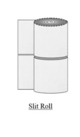 slit polyethylene foam
